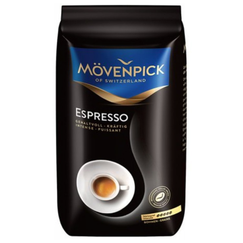 Кофе в зернах Movenpick Espresso, арабика/робуста, 500 г