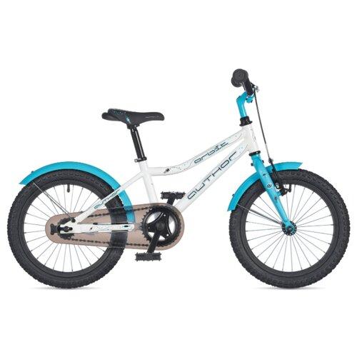 Детский велосипед Author Orbit 16 (2020) white/blue 9 (требует финальной сборки) дорожный велосипед author
