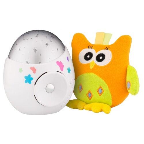 Ночник-проектор ROXY-KIDS Colibri с совой (R-SA99B) цена 2017