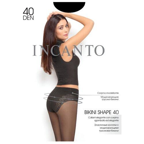 Колготки Incanto Bikini Shape 40 den, размер 3, neroКолготки и чулки<br>