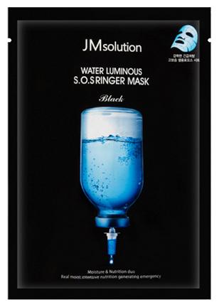 JM Solution Увлажняющая питательная маска Water Luminous S.O.S Ringer Mask