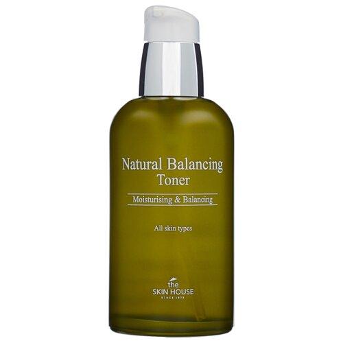 The Skin House Тонер Natural Balancing 130 мл цена 2017