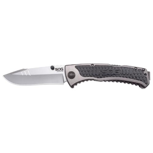 Нож складной SOG Sideswipe серый sog sog ae 01