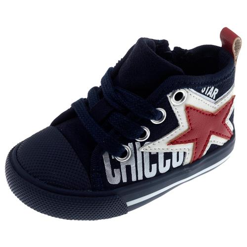 Кеды Chicco размер 22, синий ботинки chicco размер 21 синий