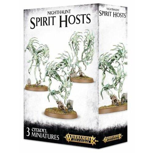 Миниатюры Games Workshop Nighthaunt: Spirit Hosts