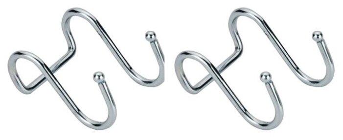 Крючок для кухонных инструментов Esprado Platinos 0010507E208 5.3х4.5х7 см (2 шт.)