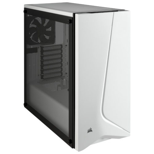 Компьютерный корпус Corsair Carbide Series SPEC-06 TG White компьютерный корпус corsair carbide series spec 06 tg white