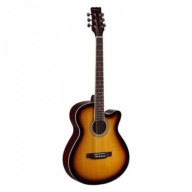 Гитара вестерн Martinez W-91C SB