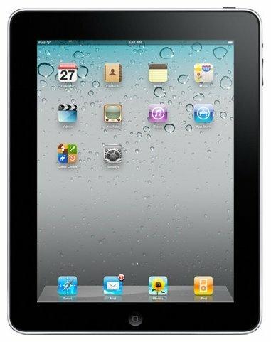 Планшет Apple iPad (2010) 64Gb Wi-Fi