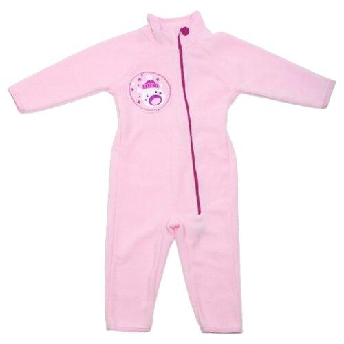 Купить Комбинезон Babyglory, размер 86, розовый, Комбинезоны