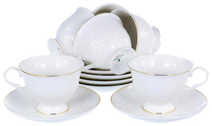 Чайный сервиз Balsford Грация Евника 220 мл 12 предметов 101-30006