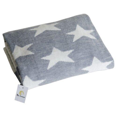 Купить Плед Ma Licorne Star 100x100 brune, Покрывала, подушки, одеяла