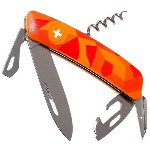 Нож многофункциональный SWIZA C03 Camouflage (11 функций) Luceo