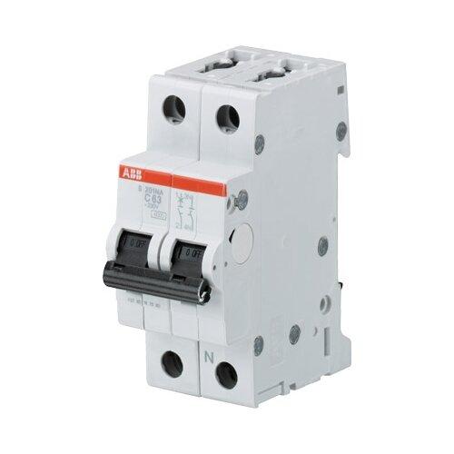 Фото - Автоматический выключатель ABB S201 1P+N (С) 6кА 25 А автоматический выключатель abb 2cds251103r0104 s201 1p n 10а с 6ка
