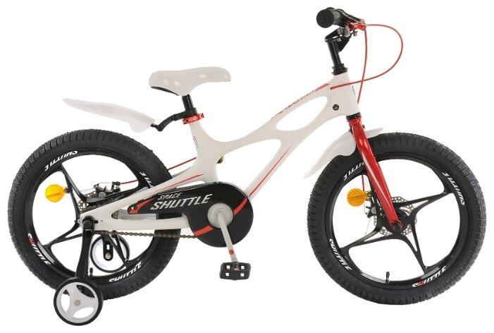 Купить Детский <b>велосипед Royal Baby</b> RB18-22 <b>Space</b> Shuttle 18 ...