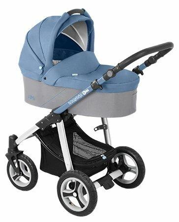 Универсальная коляска Baby Design Lupo
