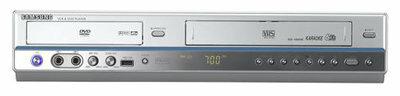DVD/VHS-плеер Samsung DVD-V8650K