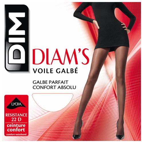 Колготки DIM Diam's Voile Galbe 22 den jour 1 (DIM)Колготки и чулки<br>