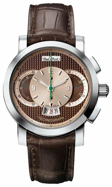 Наручные часы Paul Picot P0334Q.SG.1222.8401