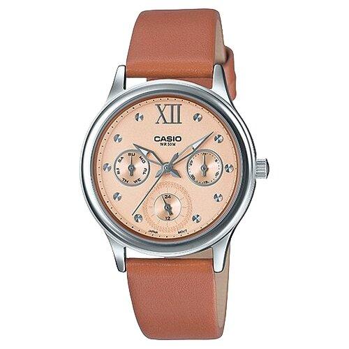 Наручные часы CASIO LTP-E306L-5A наручные часы casio msg s200g 5a