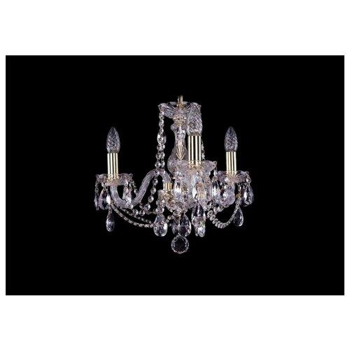 Люстра Bohemia Ivele Crystal 1402 1402/3/141/G, E14, 120 Вт люстра bohemia ivele crystal 1402 1402 3 141 pa