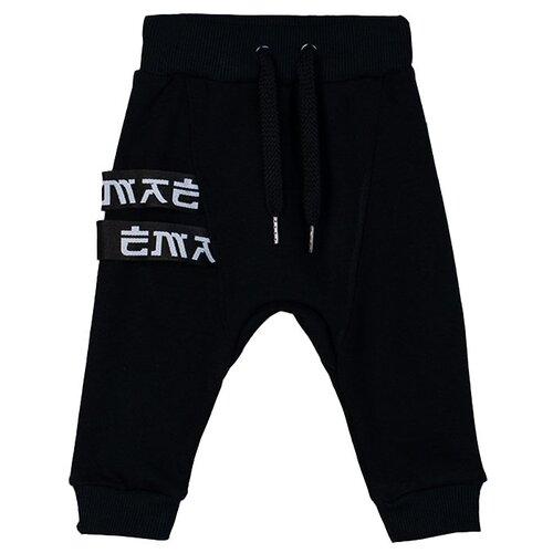 Брюки ЁМАЁ Хип хоп 15-614 размер 62, черныйБрюки и шорты<br>