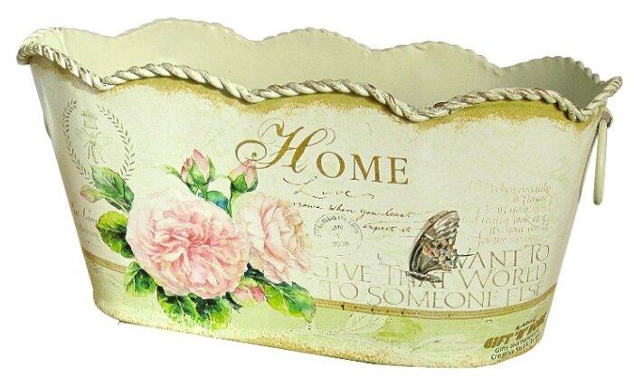 Gift'n'Home Корзина Уютный дом средняя 24.5х14х11.5 см