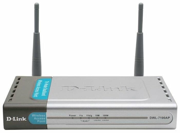 Wi-Fi роутер D-link DWL-7100AP