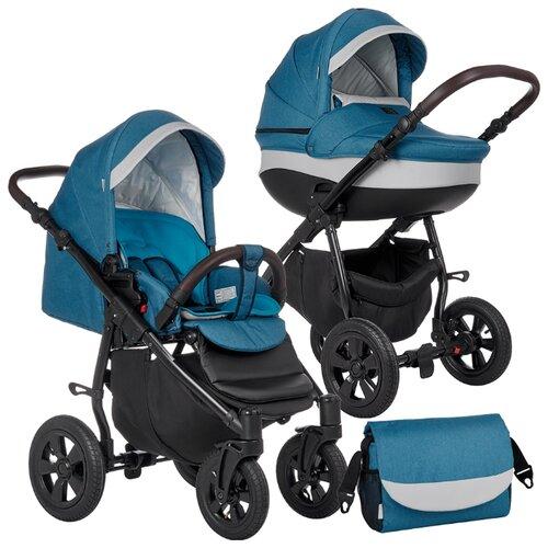 Универсальная коляска SWEET BABY Perfetto V2 (2 в 1) marine