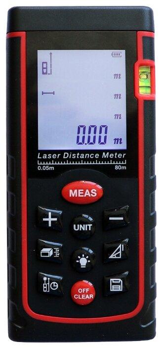 Лазерный дальномер ДИОЛД ДЛ-80