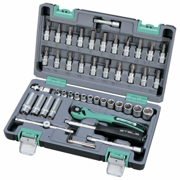 Набор автомобильных инструментов STELS 14099