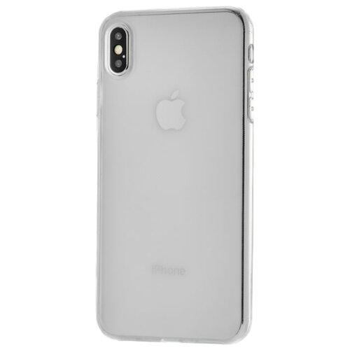 Чехол-накладка uBear Tone для Apple iPhone Xs Max transparent чехол ubear tone case для apple iphone xs max прозрачный