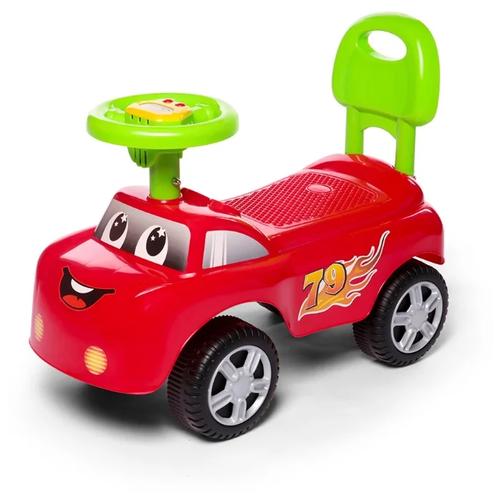 Купить Каталка-толокар Baby Care Dreamcar (618А) красный, Каталки и качалки