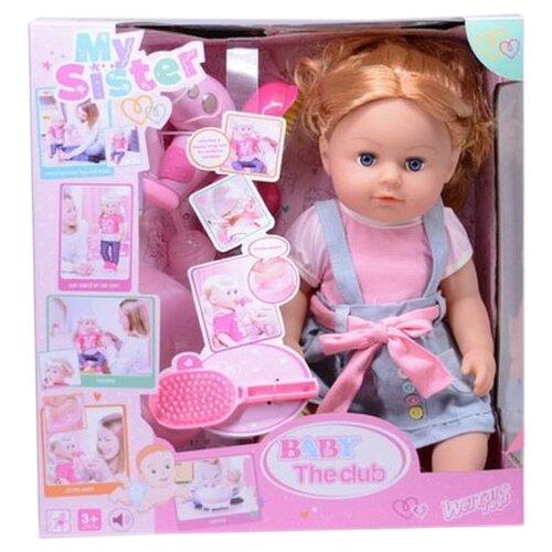Кукла Shantou Gepai My Sister 43 см 317004A7 my sister jodie page 3