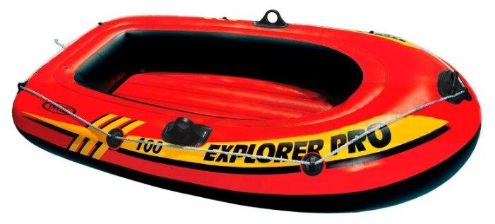Надувная лодка Intex Explorer Pro-100 (58355)
