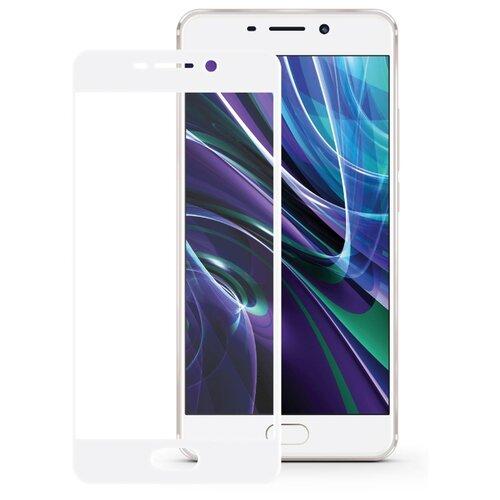 Защитное стекло Mobius 3D Full Cover Premium Tempered Glass для Meizu M6 Note белый защитное стекло mobius 3d full cover premium tempered glass для meizu m5c черный