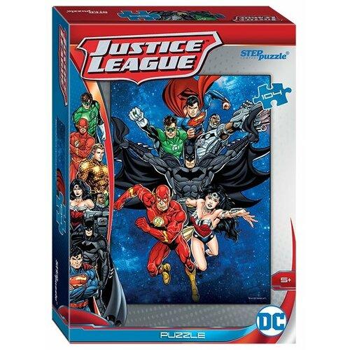 Пазл Step puzzle Лига справедливости (82172), 104 дет.