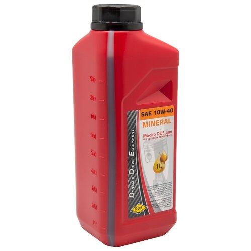 Масло для садовой техники DDE SAE 10W-40 1 л