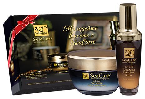 Набор SeaCare 24K Gold №3