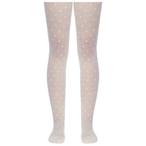 Колготки Conte Elegant ANABEL размер 140-146, panna колготки conte elegant anabel размер 140 146 pink