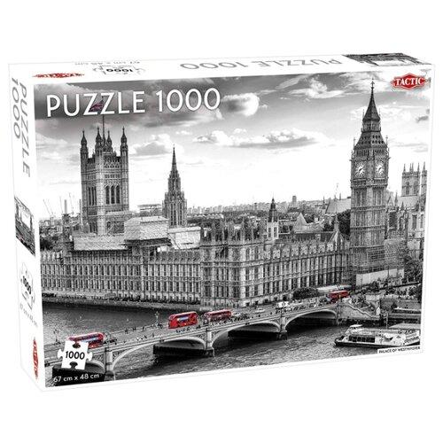 Купить Пазл TACTIC Вестминстерский дворец.Лондон (55235), элементов: 1000 шт., Пазлы