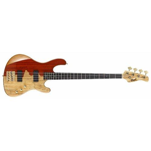 Бас-гитара Cort Rithimic NAT Natural Glossy