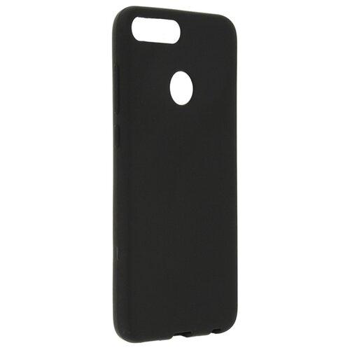 Чехол Gosso 187536W для Huawei P Smart / Enjoy 7s черныйЧехлы<br>