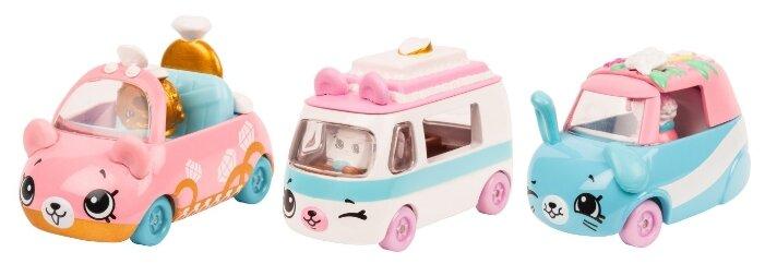 Фигурки Moose Cutie Cars набор Wedding Wheels 57136