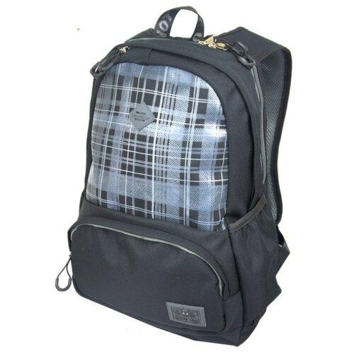 Купить Ufo People Рюкзак 6624, черный/серый, Рюкзаки, ранцы