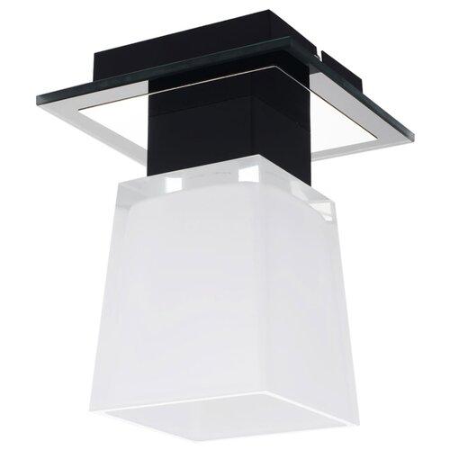 Фото - Светильник потолочный Lussole LENTE GRLSC-2507-01 1x6Вт E14 потолочный светильник lussole lente grlsc 2507 01