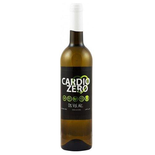 Вино безалкогольное Cardio Zero белое сухое 0.75 л