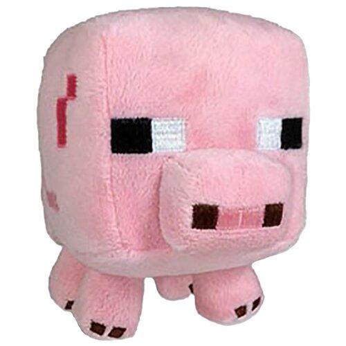 Мягкая игрушка Jinx Minecraft Поросенок 18 смМягкие игрушки<br>