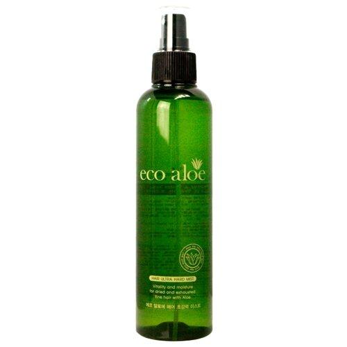 Купить Rosee Cosmetics Спрей для волос Eco aloe, сильная фиксация, 250 мл