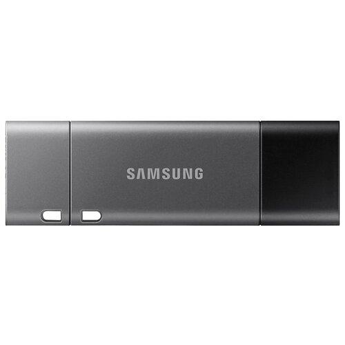 Купить Флешка Samsung USB 3.1 Flash Drive DUO Plus 64GB черный